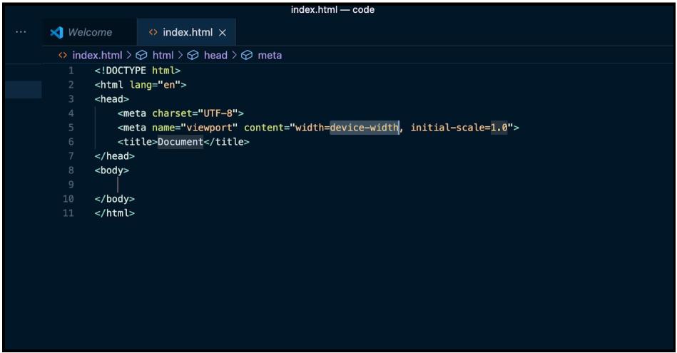 برمجة الويب بالبايثون - اضافة شيفرة Html في المشروع